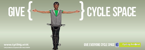 Give space for Cycling Campaign