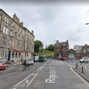 Roseburn Street/Russell Road Junction