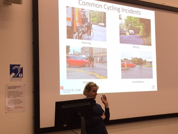 Dundee Cycling Community Presentation