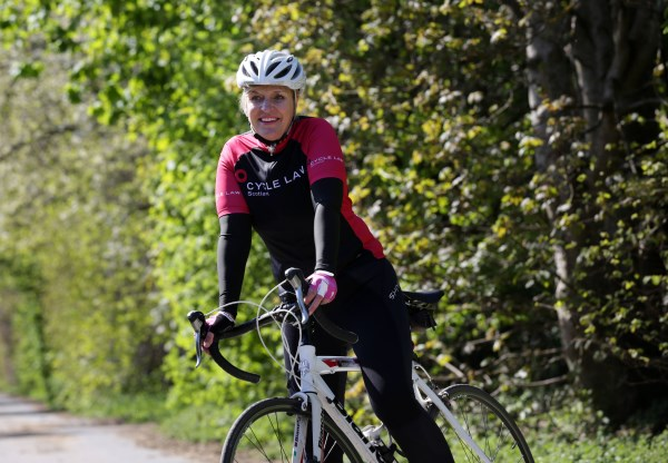 Brenda Mitchell - Cycling Lawyer