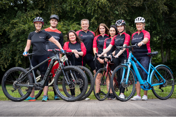 Cycle Law Scotland Legal team