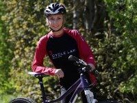 Jodi Gordon - Lawyer/Cyclist