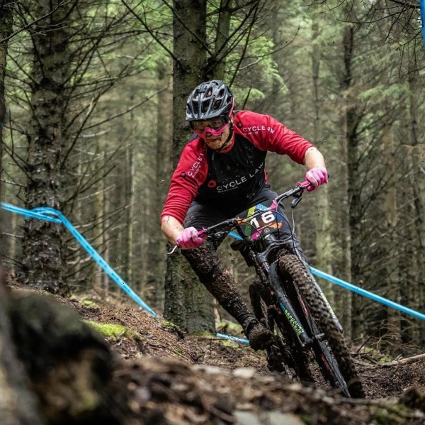Thomas Mitchell - Enduro Riding